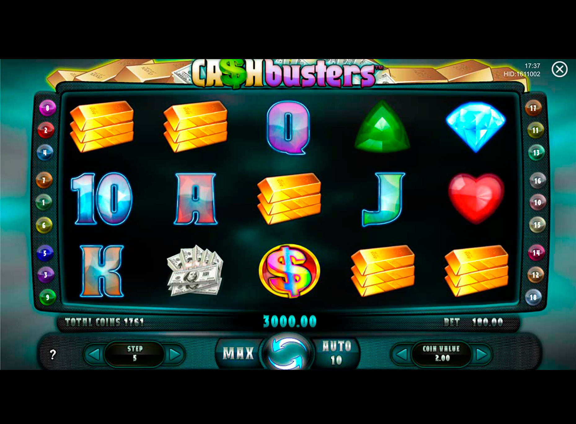 Slot Cash Busters