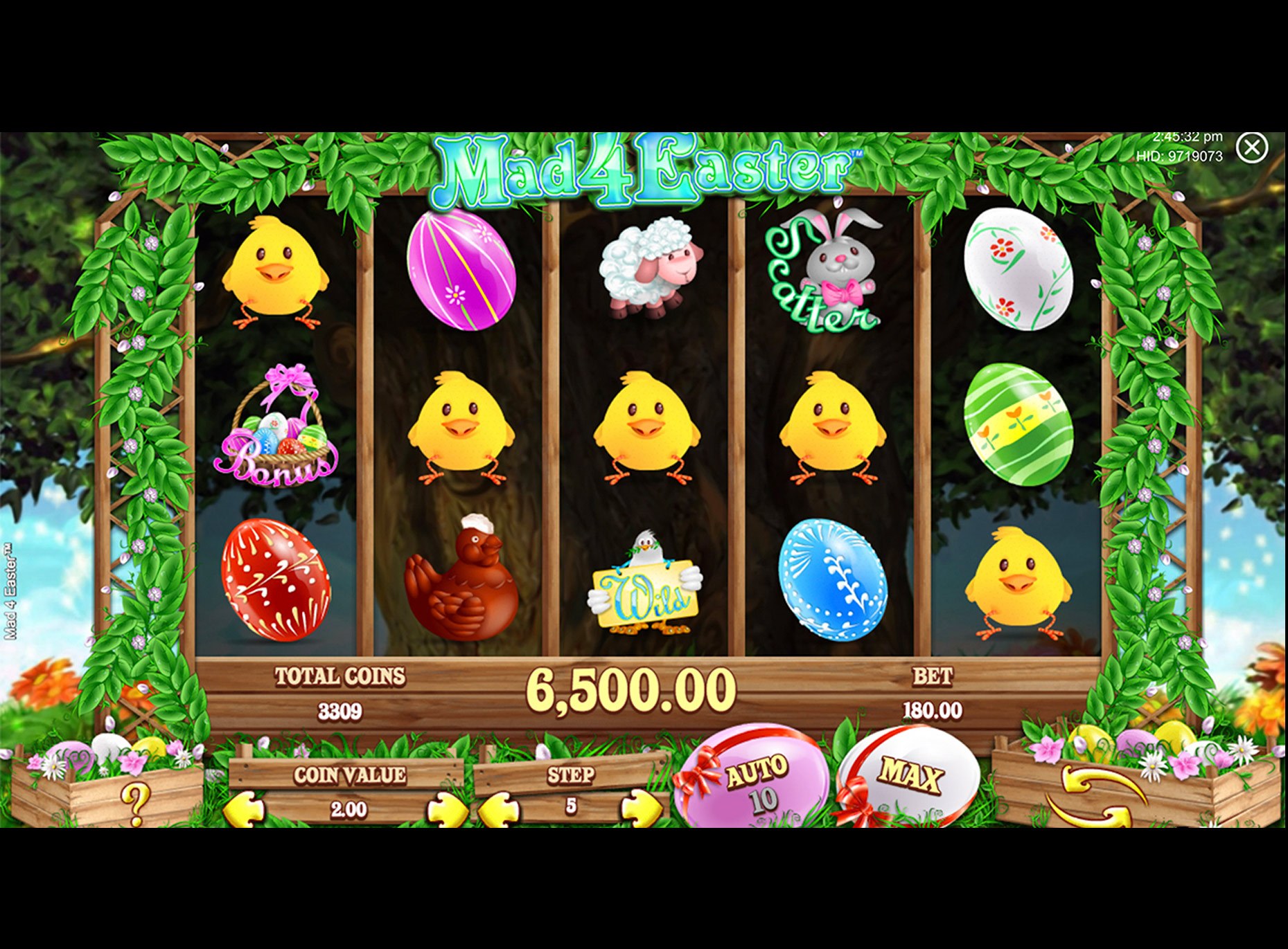 Slot Mad 4 Easter