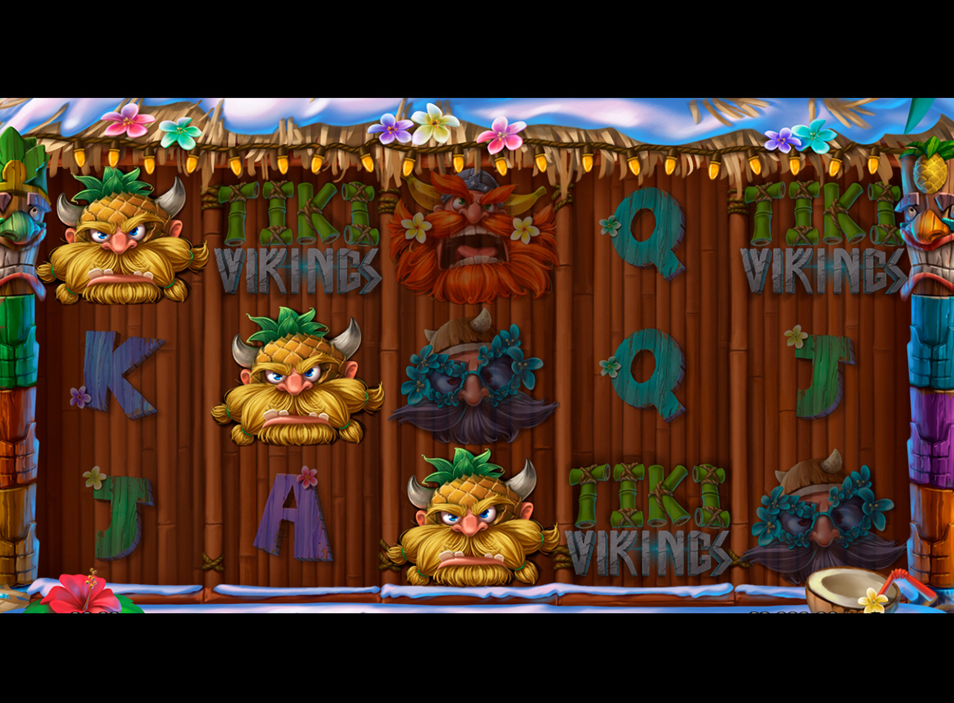 Slot Tiki Vikings