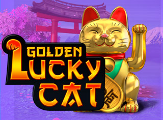 Golden Lucky Cat Bingo