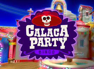 Bingo Calaca Party
