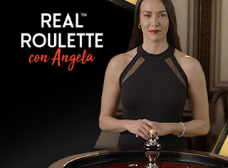 Real Roulette con Angela