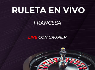 RULETA EN VIVO FRANCESA