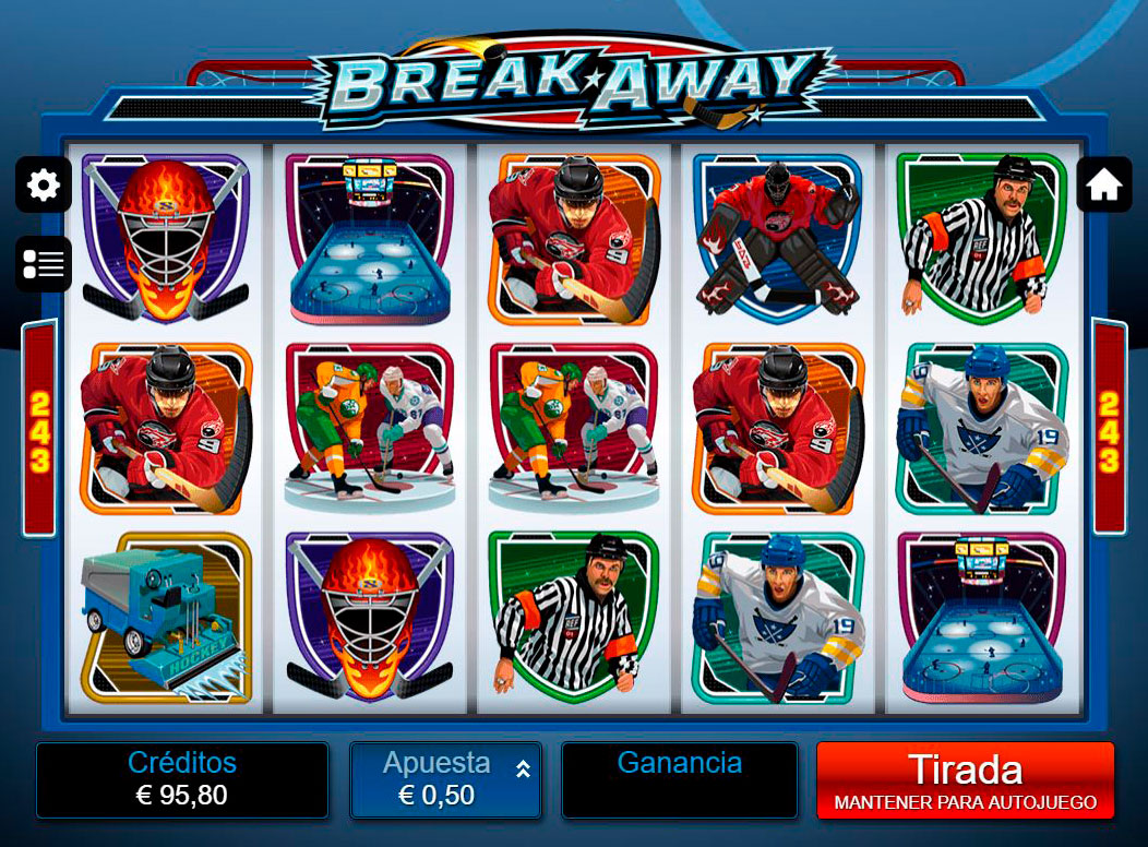Slot Break Away