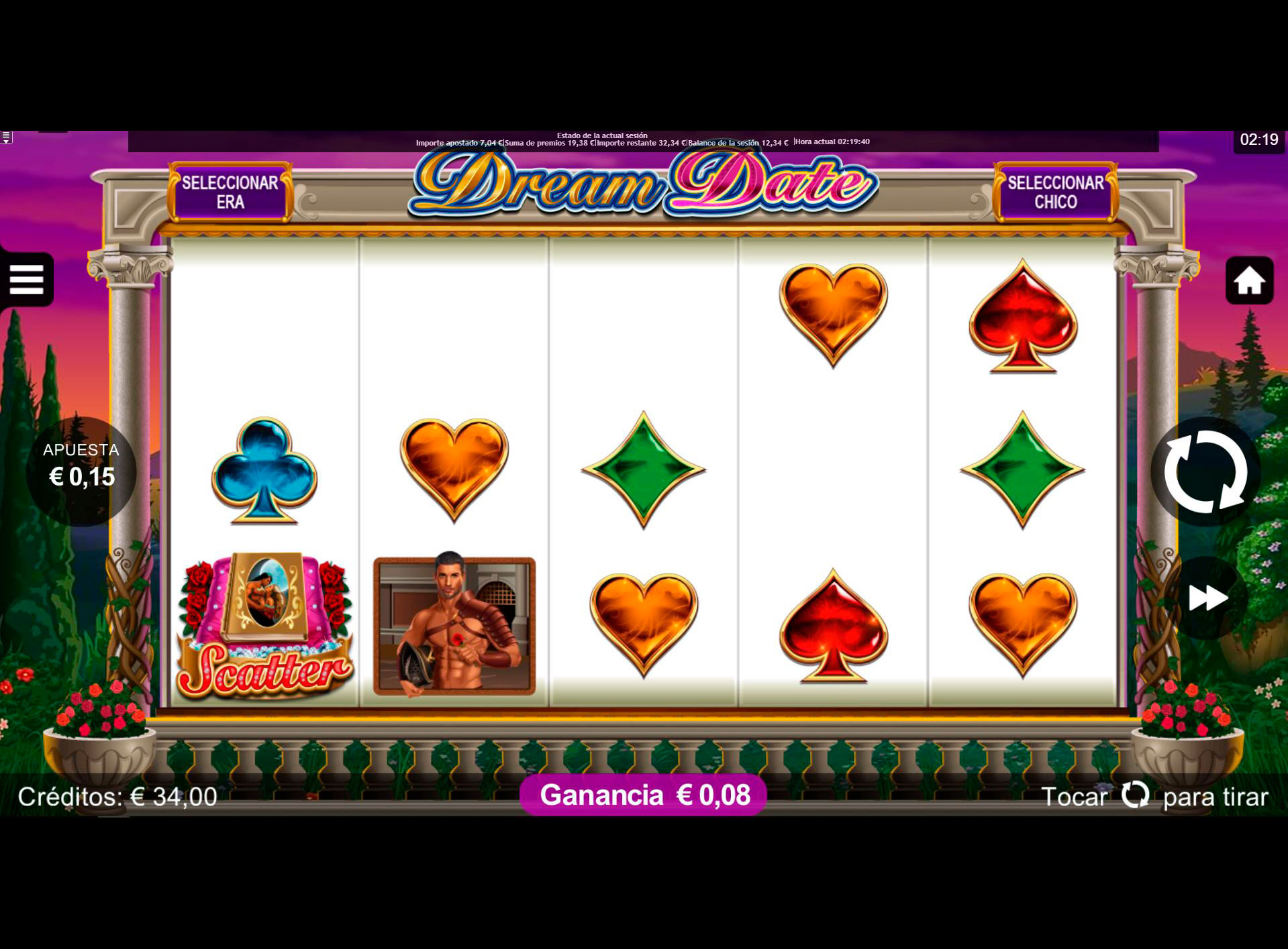 Slot Dream Date