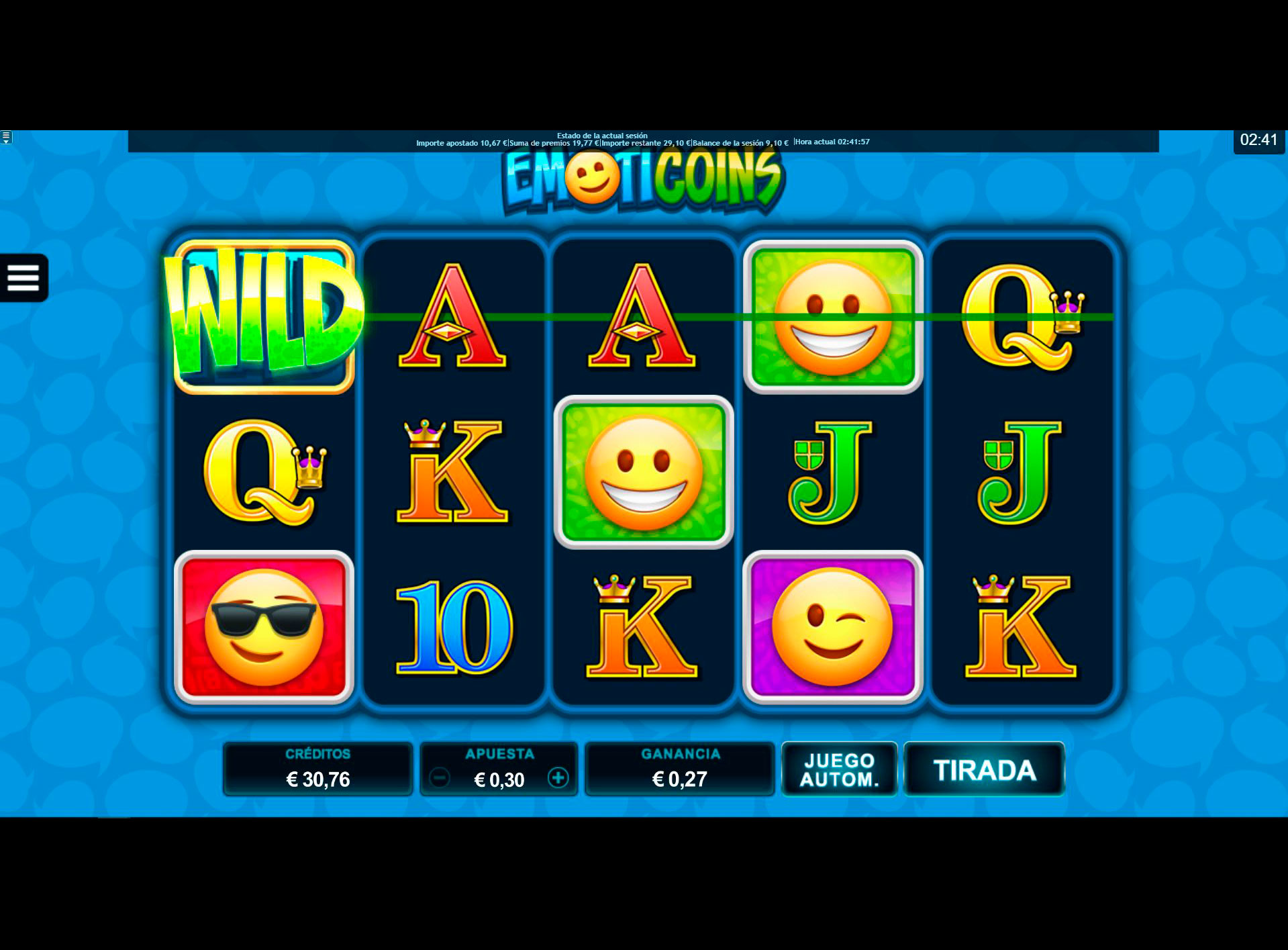 Slot EmotiCoins