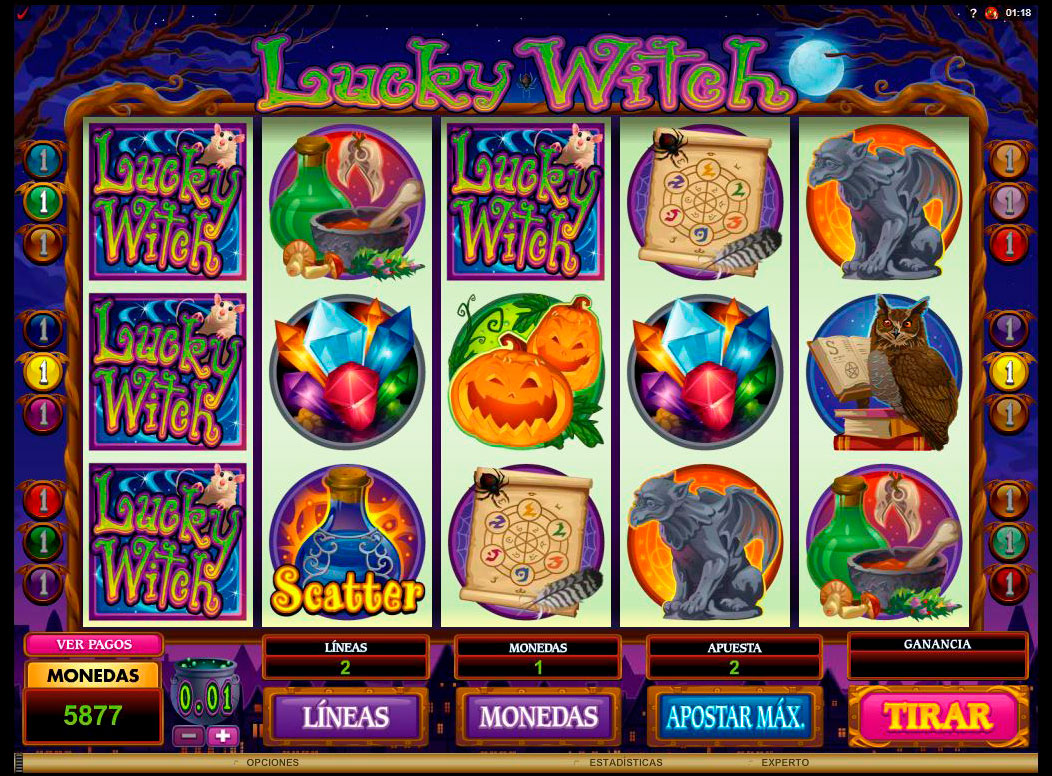 Slot Lucky Witch