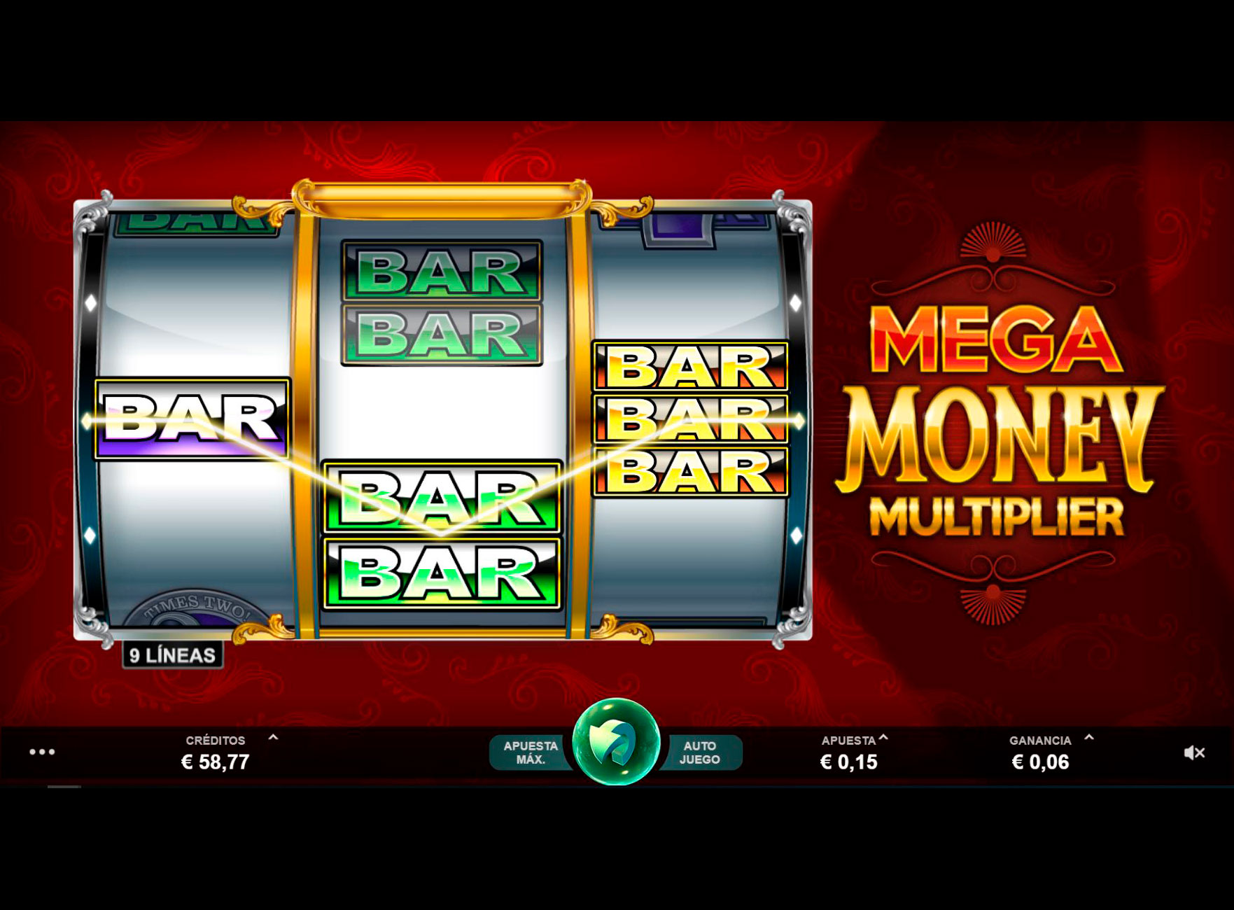 Slot Mega Money Multiplier