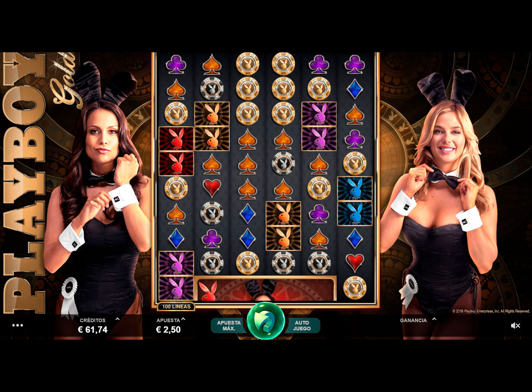 Slot PlayBoy Gold