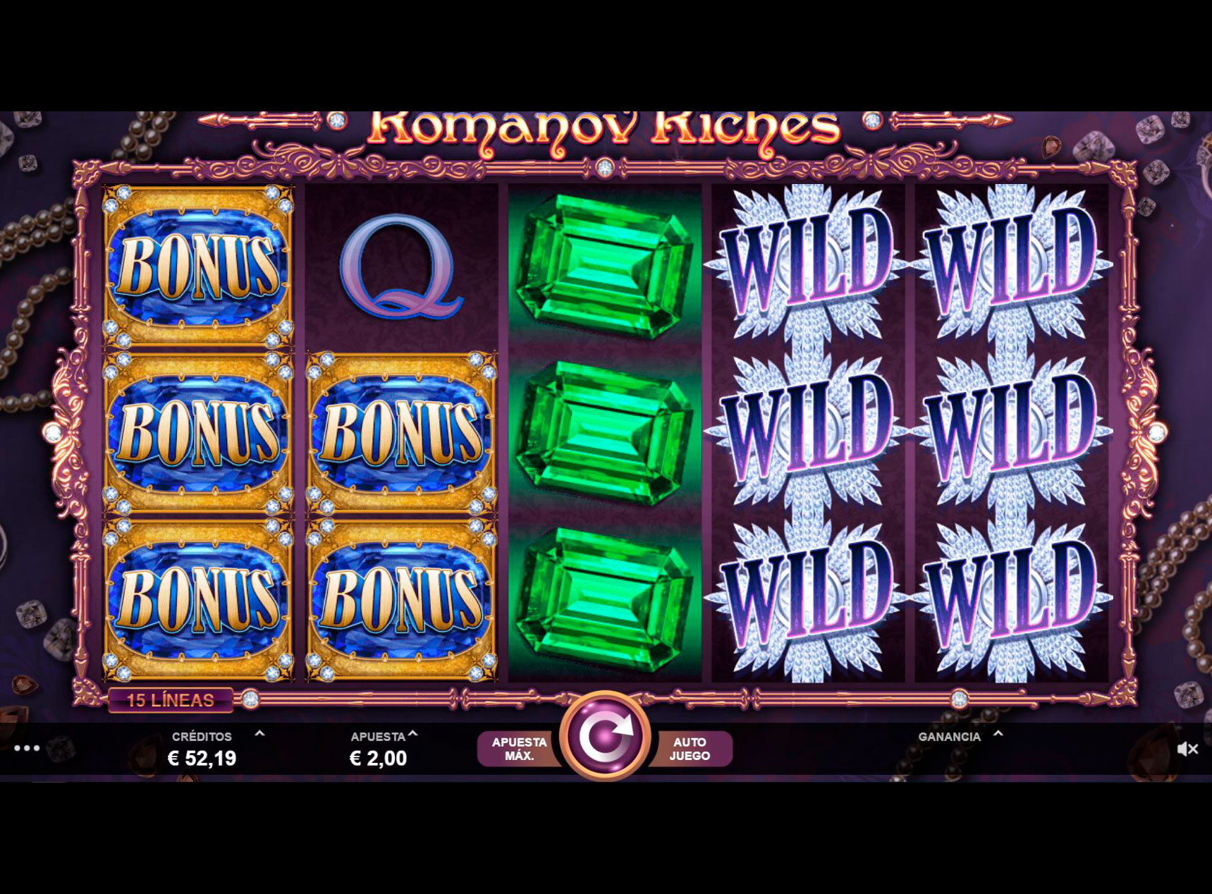 Slot Romanov Riches