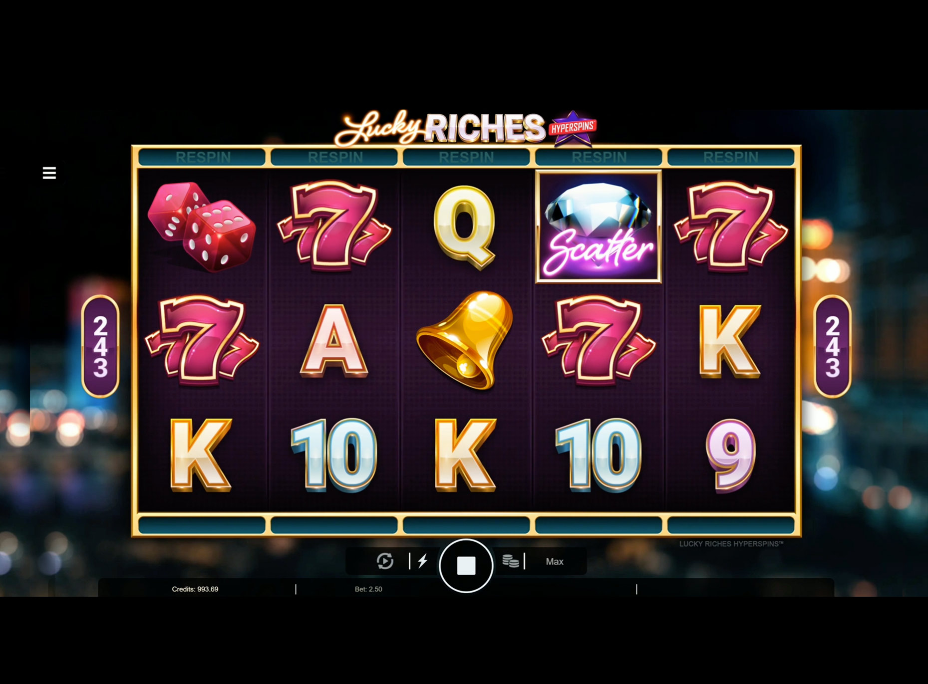 Slot Lucky Riches