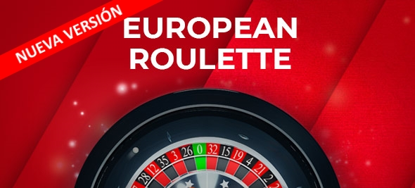 RULETA EUROPEA Casino Suertia