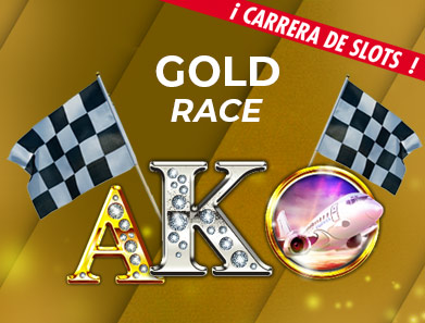 GOLD RACE DELUXE Desktop
